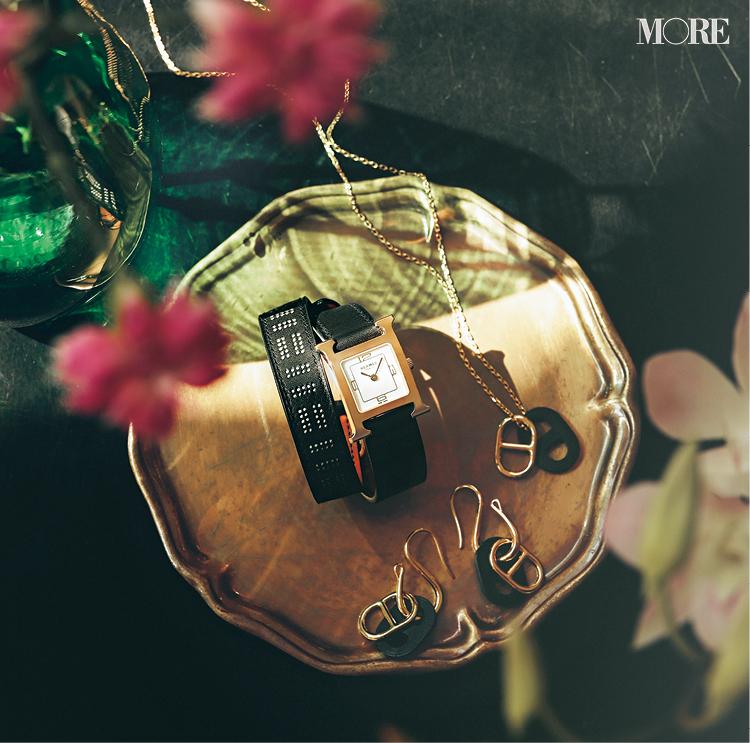 時代を超えて愛される『エルメス』の時計「Hウォッチ」に新デザイン登場!_1
