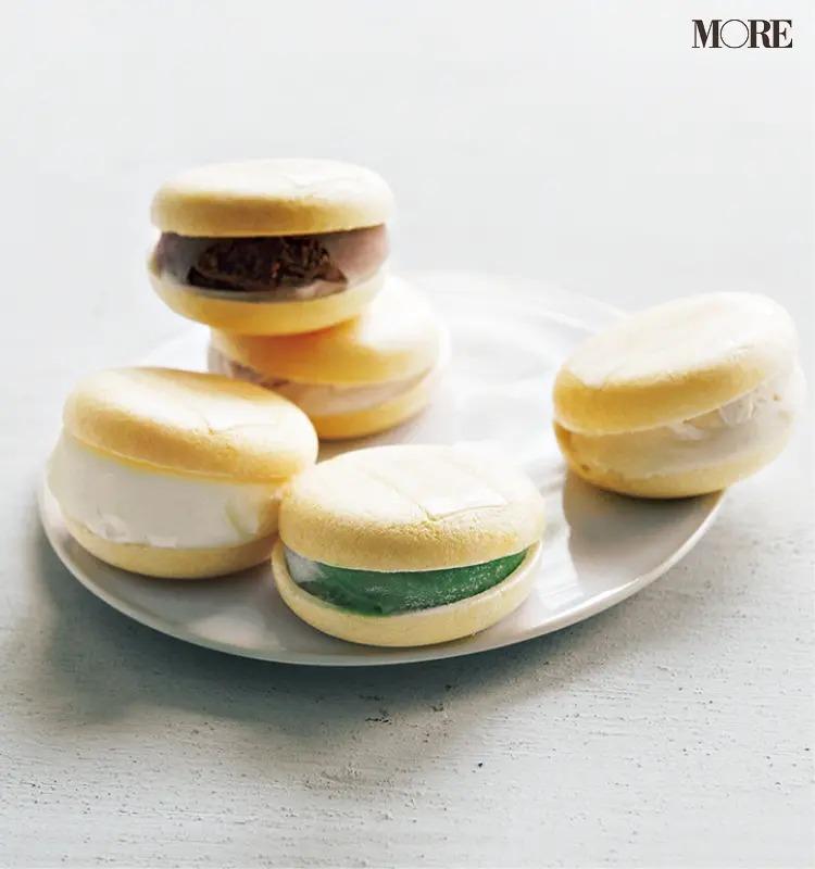 福岡県「氷菓子屋 KOMARU」のアイスもなか