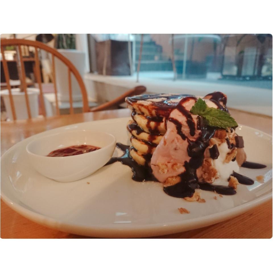 《女子の夢♡》表参道のuzna omomの5段重ねパンケーキで至福のひとときを♡_5