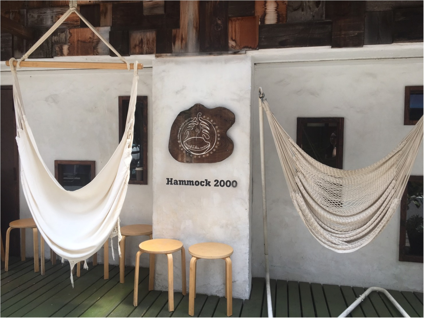 ハンモックカフェ♪_1