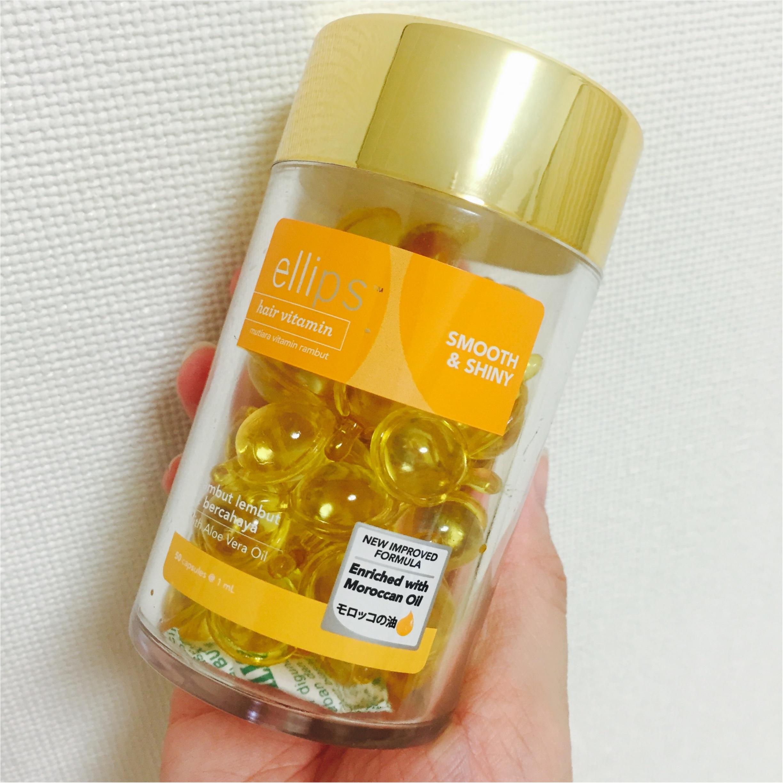 新感覚ヘアケア♡コロコロかわいいバリ島みやげの『Ellips hair vitamin(エリップス ヘア ビタミン)』知ってる?_3