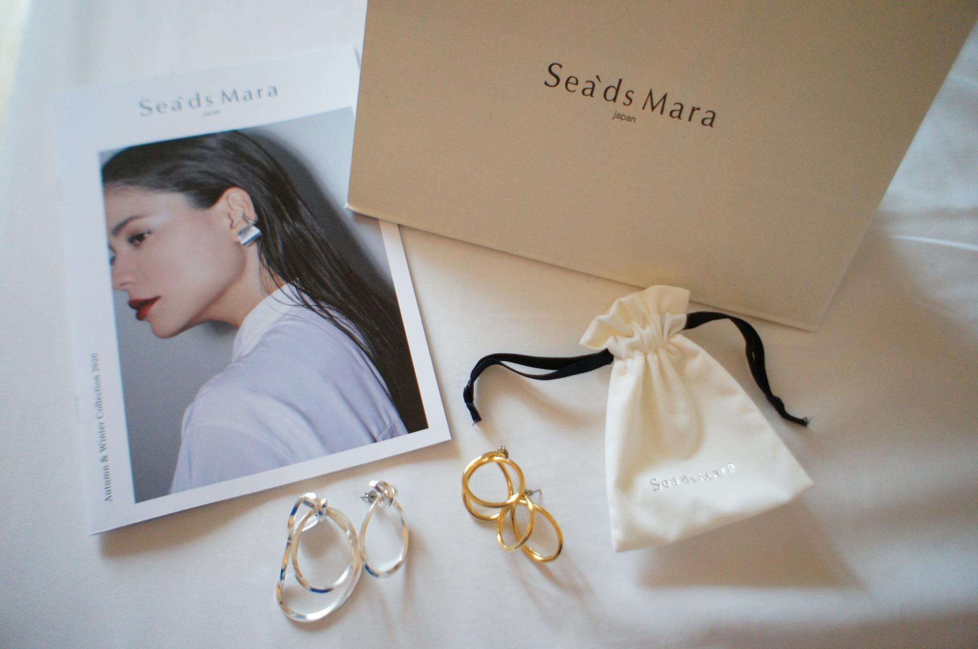 《お洒落さんが持ってる❤️》【Sea`ds Mara(シーズマーラ)】の2020AW Collectionが可愛すぎる☻_1