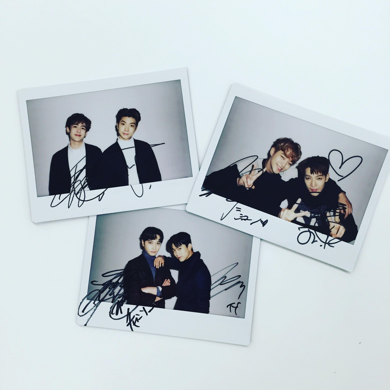 【オフショット動画】2PMのペアにわかれたスペシャル動画!_1
