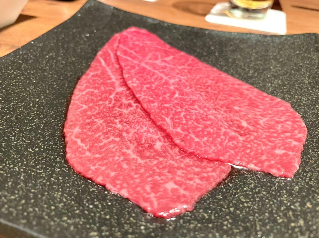 焼肉の名店【うしごろ本店】極みの肉コースに悶絶寸前…トロける肉寿司やシャトーブリアンのカツレツ_10