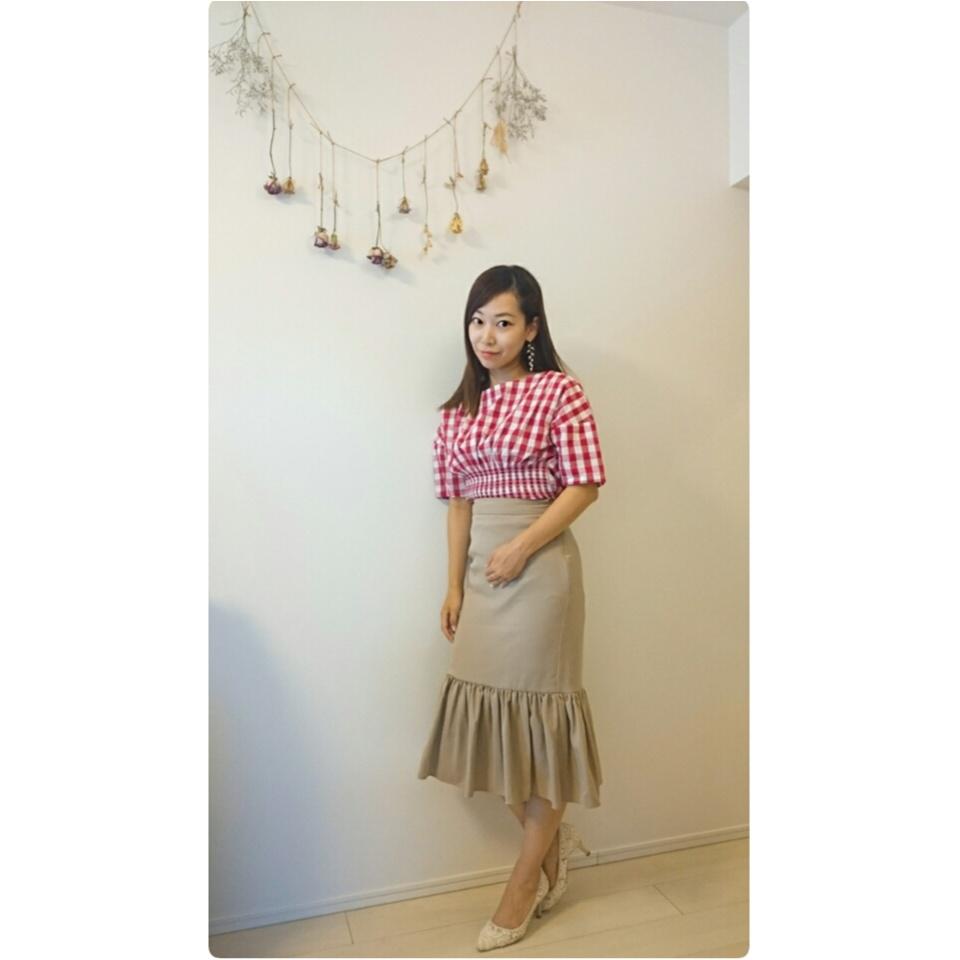 《衝撃プライス》可愛くて使えるスカートがGUで190円!!!!???_6