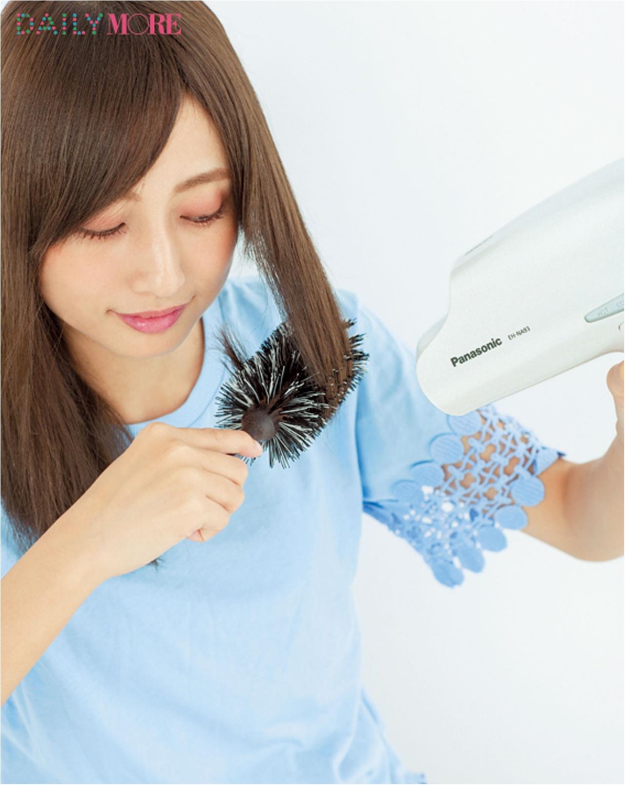 ドライヤーによって仕上がりは変わる! 美髪プロが教える「世界一正しい 髪の乾かし方」_4