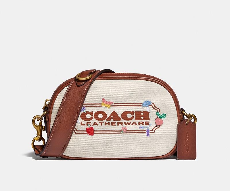 母の日ギフト、コーチのショルダーバッグ