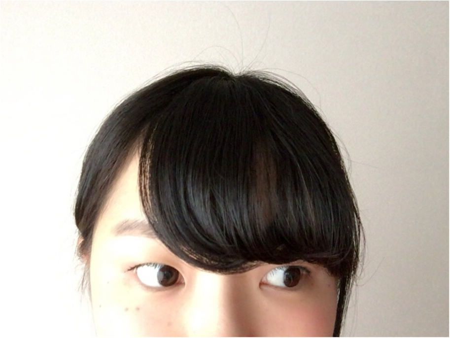 崩れない前髪と今日のコーデ♡*_3