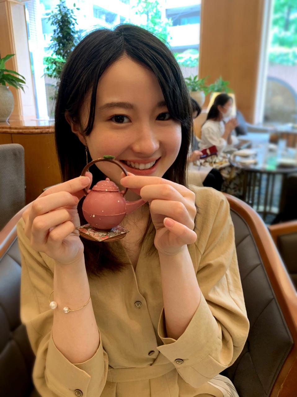 【アフタヌーンティー】期間限定!ほうじ茶専門店とコラボ❤︎_9