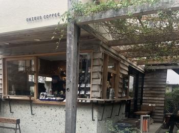 【中目黒カフェ】公園で遊ぶ子供たちをみながら、ゆったり時間。@『オニバスコーヒー中目黒店』