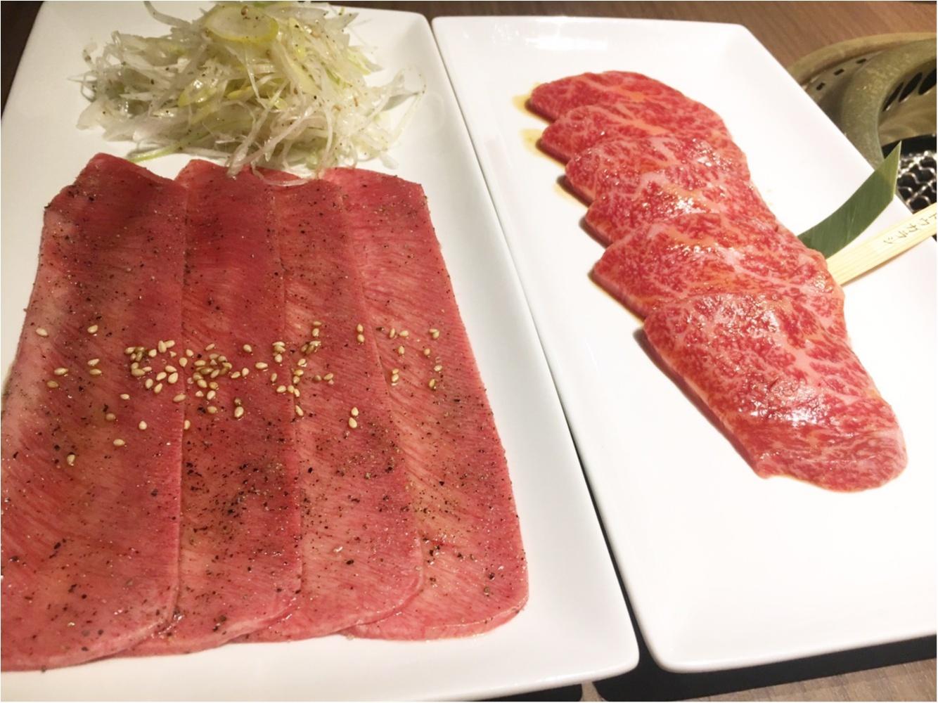 西麻布のA5ランク焼肉「にく蔵」★_3