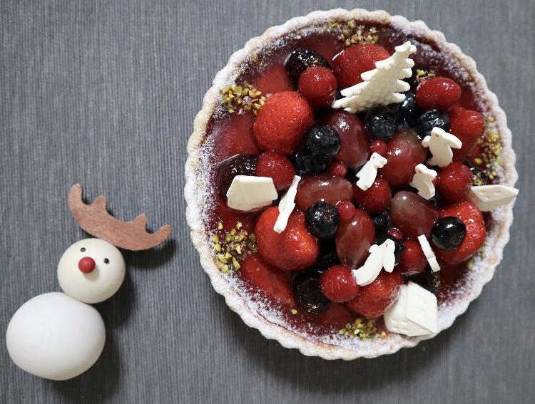 【キルフェボン】Xmas限定♡うさぎが可愛すぎるケーキでお家クリスマス*_1