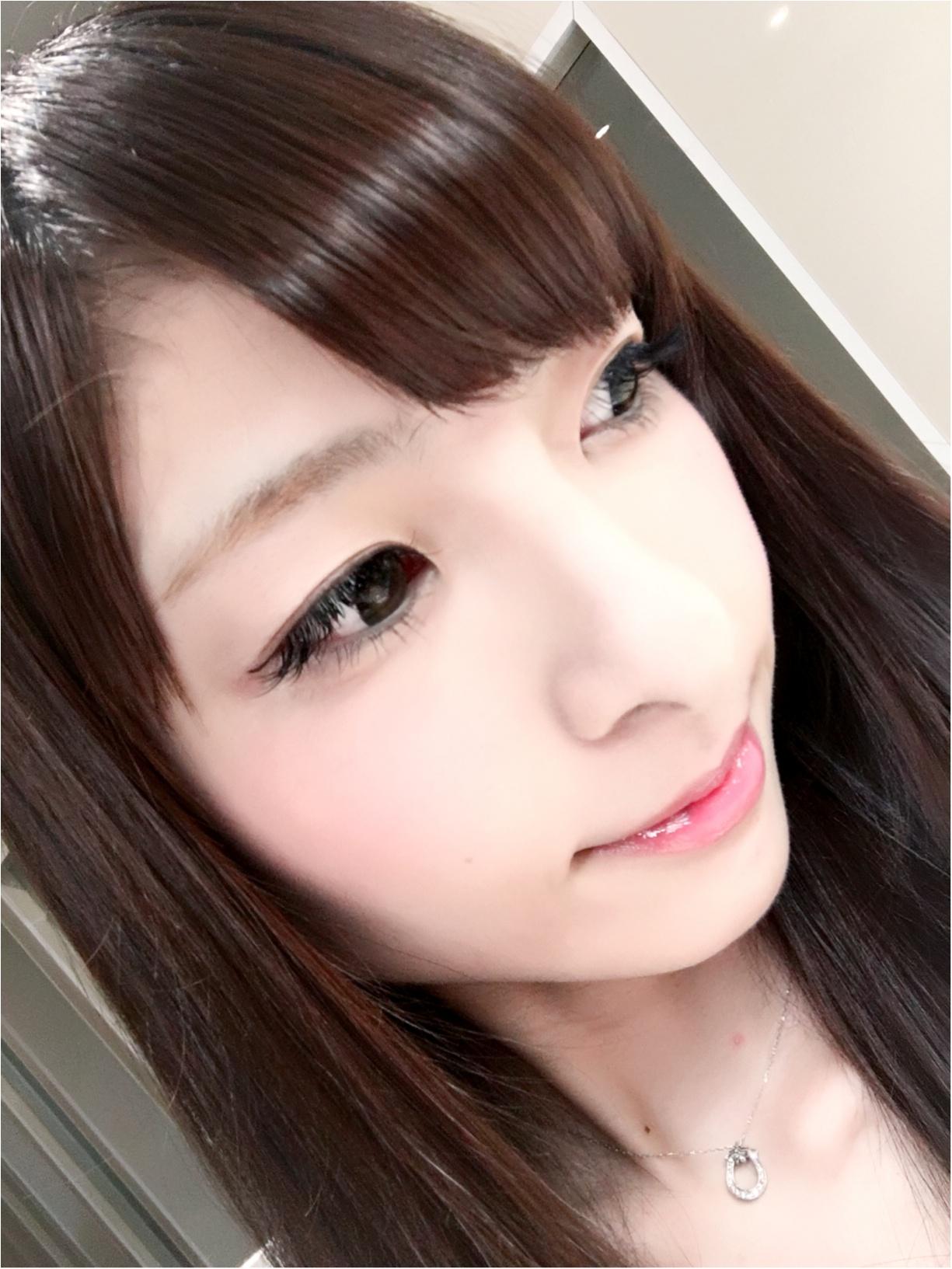 ♡【清楚ナチュラルメイク】を作る目元のヒミツ♡モアハピ◡̈のぞみ♡_2