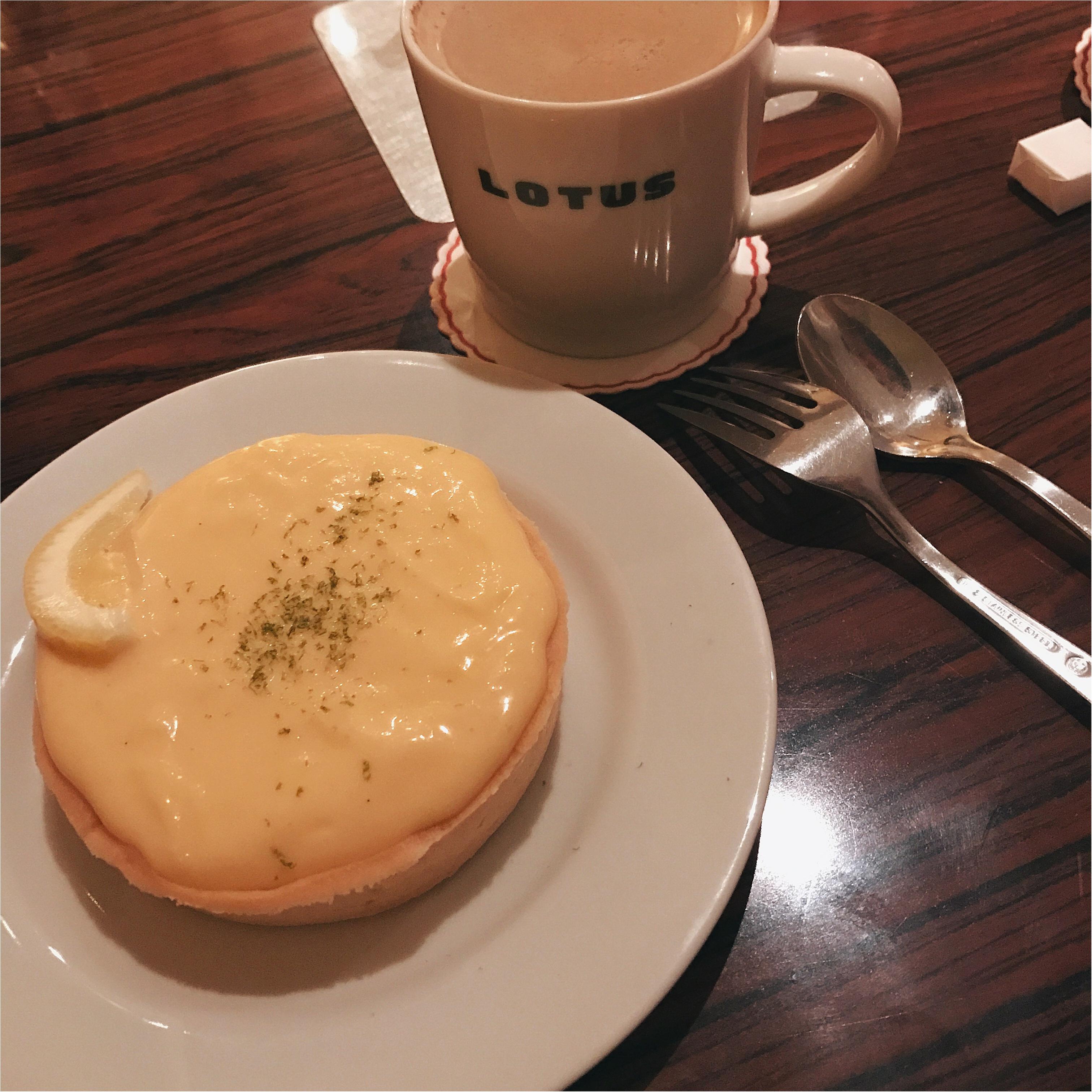 《夜カフェのススメ!》表参道のオシャレなカフェでオシャレな夜を・:*+._2