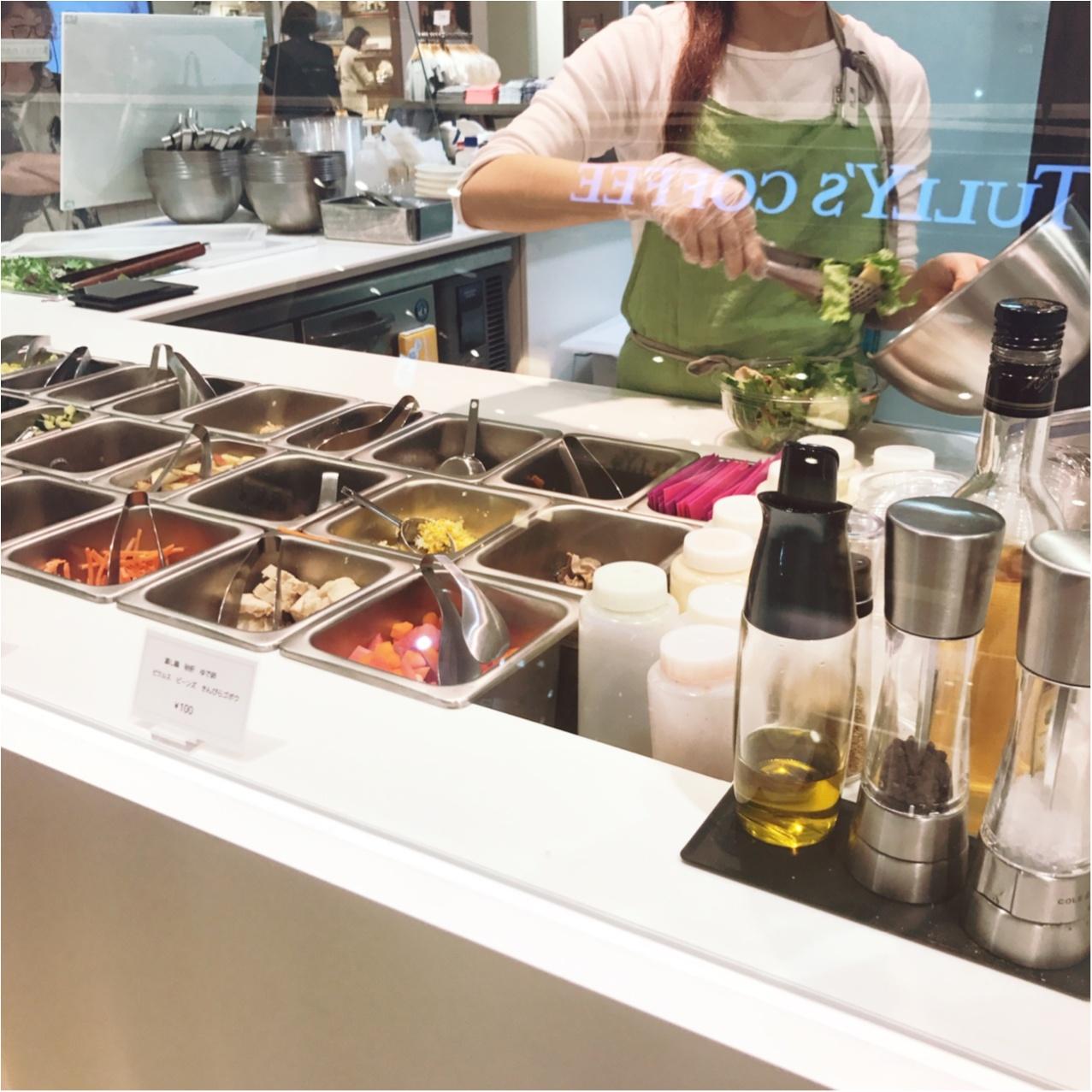 野菜足りてる?サラダボウル専門店《With Green》でキレイになれるサラダランチ♡_3