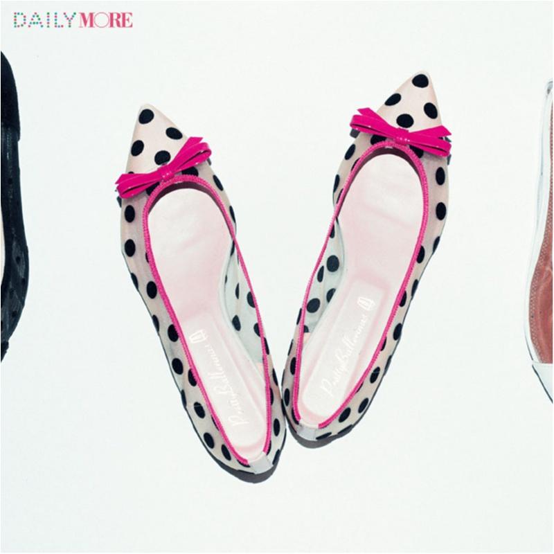 え、まだ新しい靴買ってないの⁉ 足もとにも「女っぽい」マインド、【透ける靴】がはやります!_1_3