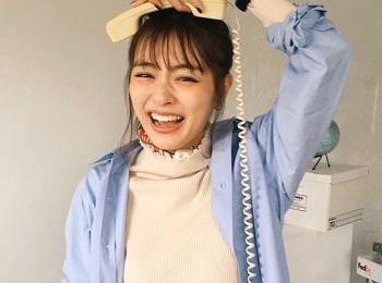 #内田理央 可愛くて、ノリがよくて、いつもハッピーな気持ちにさせてくれる♪ 【MORE SMILEUP CHALLENGE 14】