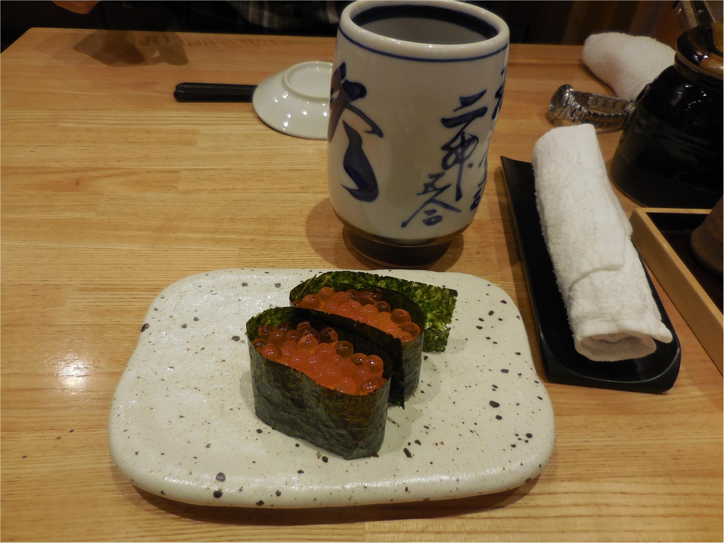 【築地玉寿司】高級寿司の食べ放題へ2回目行ってきました_2