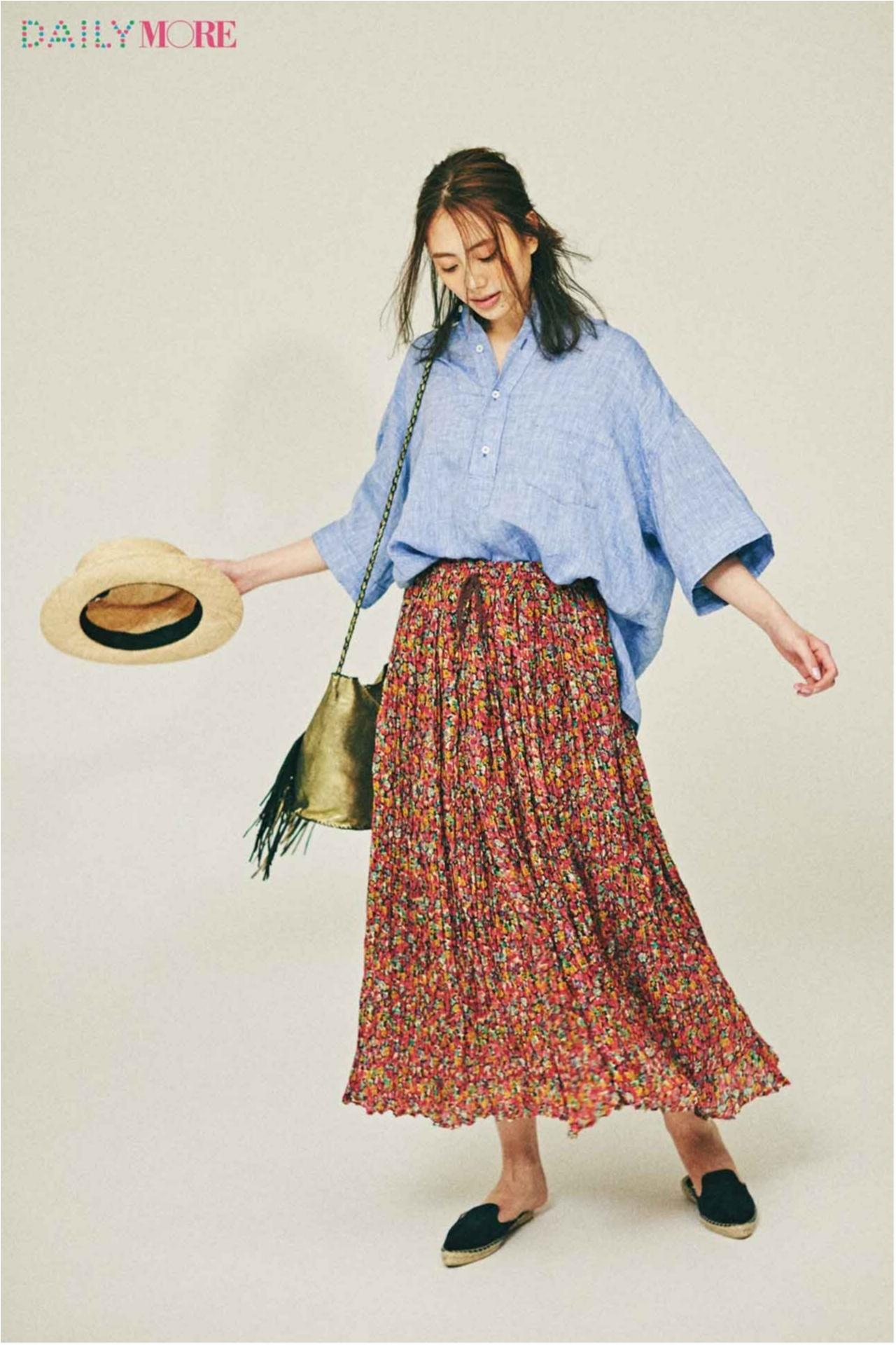 紫外線対策もオシャレにね♪【帽子】を使った春夏コーデまとめ♡_1_17
