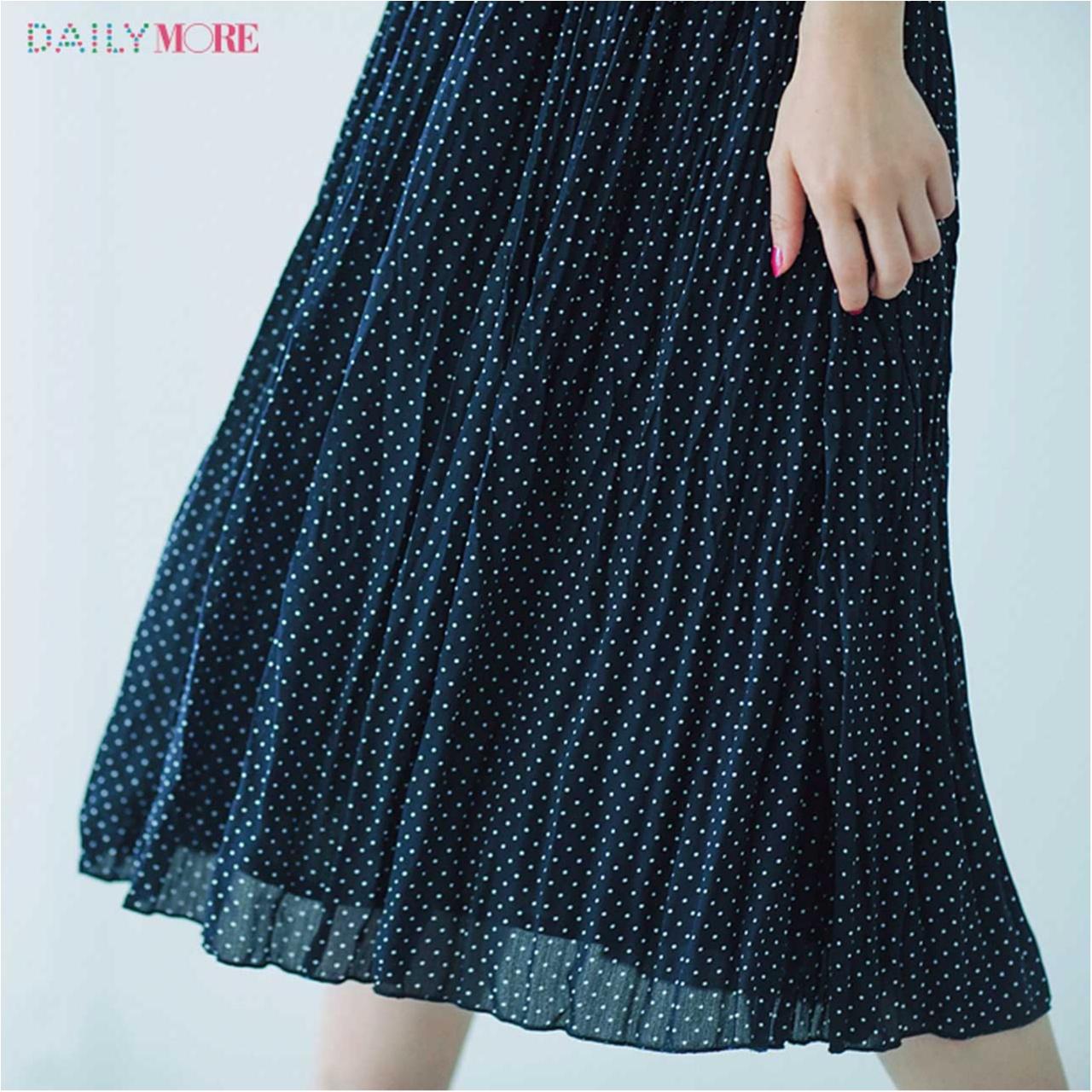 【公式通販GETMORE!】履くだけで見た目マイナス3kg! 『Flowerdays』のプリーツスカートなら、360度自信が持てる!_1_3