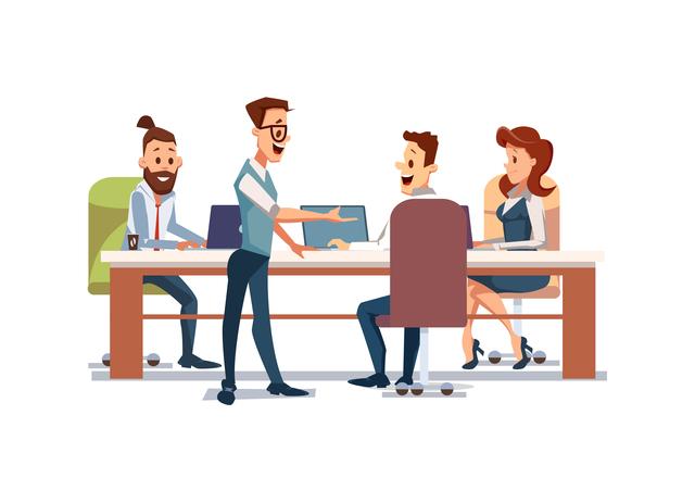 オフィスでのコミュニケーションマナー、それって正解? 専門家がジャッジ&コツを伝授!_2