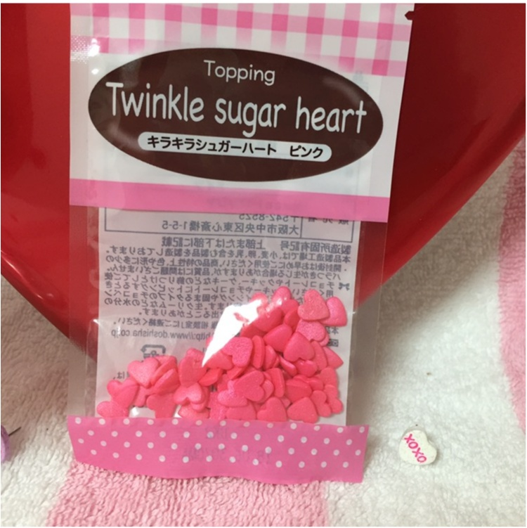 【FOOD】\ 愛ちあん Cafe♥︎ / 恋に効く♡?ハートがたっぷり♡とびきりcuteなPink Heart soda♡_3