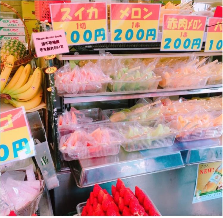 《究極のいちご串、ここにありっ!》たった4粒だけど、おいしすぎて瞬殺っ♡絶対に食べて欲しいフルーツ串はなんと新宿歌舞伎町にあった!_5