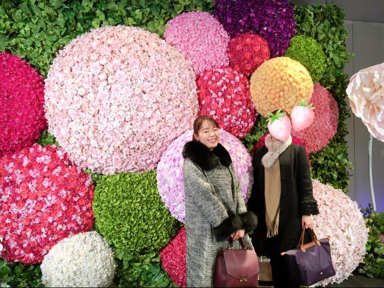 【NAKED】日本橋でお花に埋もれる。《FLOWERS BY NAKED》に行ってきました!_2