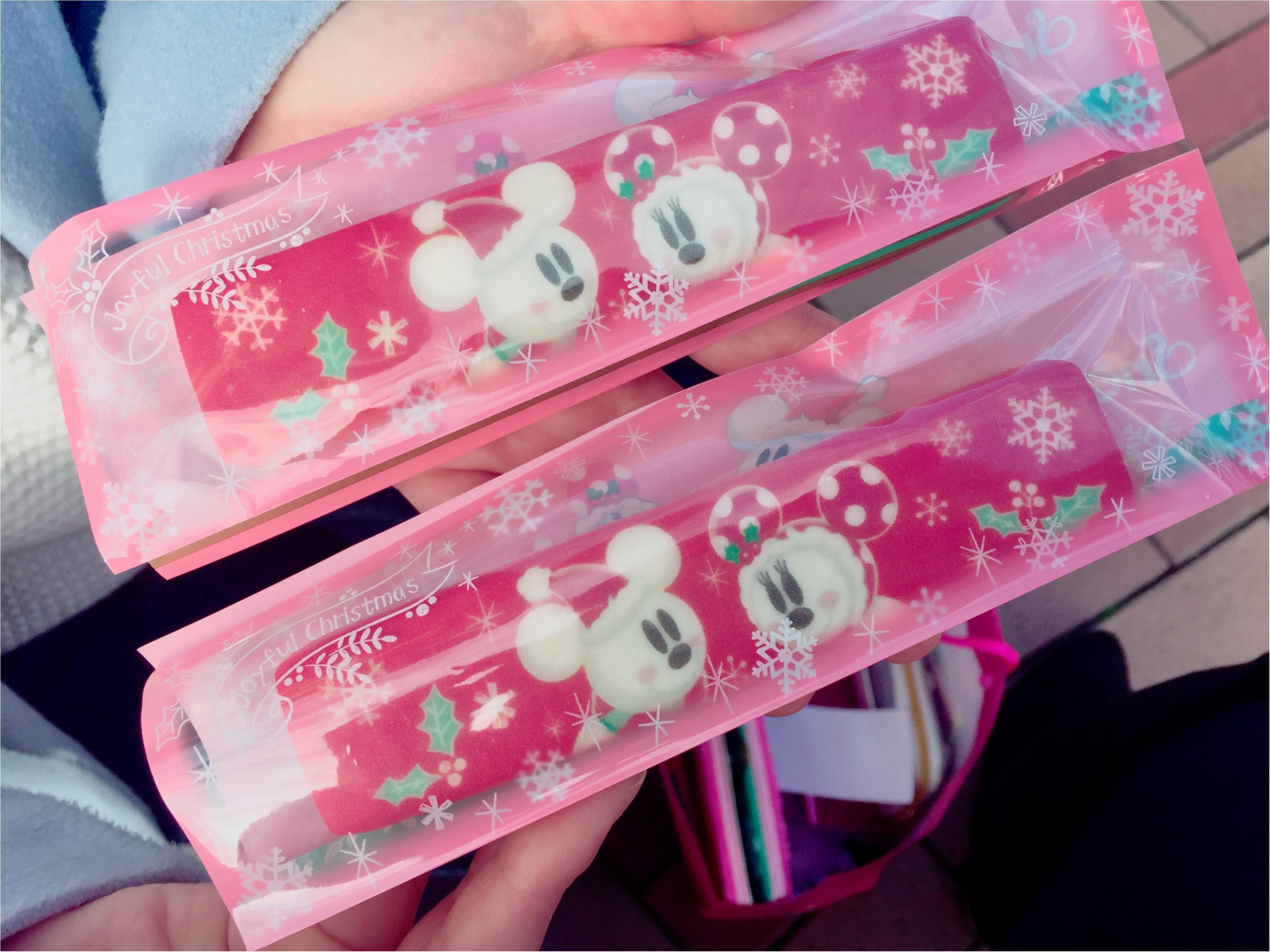 【♥︎♥︎♥︎】クリスマスのディズニーフードはクッキーサンドがインスタ映え間違いなし♡_2