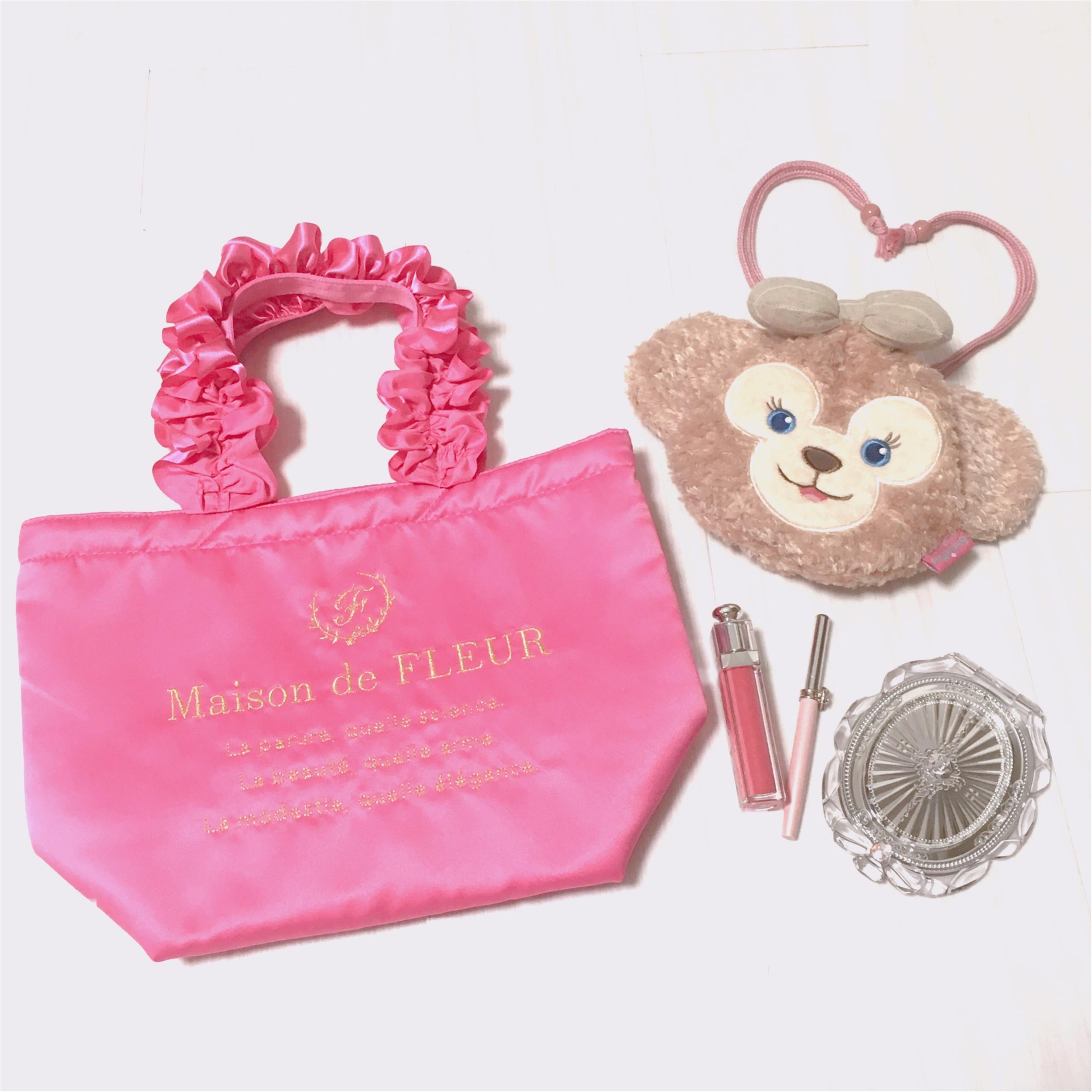 大人気!ピンクに囲まれる幸せ ♡ メゾンドフルールの《 ピンクマニア 》をGetしました♡_1