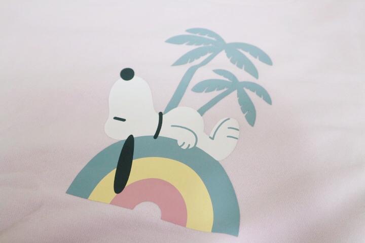 【GU×peanutsコラボ】ゆるっとルームウェアがイロチ買いしたくなる可愛さ♡_2