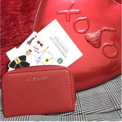 【MORE】モア12月号付録!JILLSTUARTミニ財布が可愛くて使えてなにより便利!!