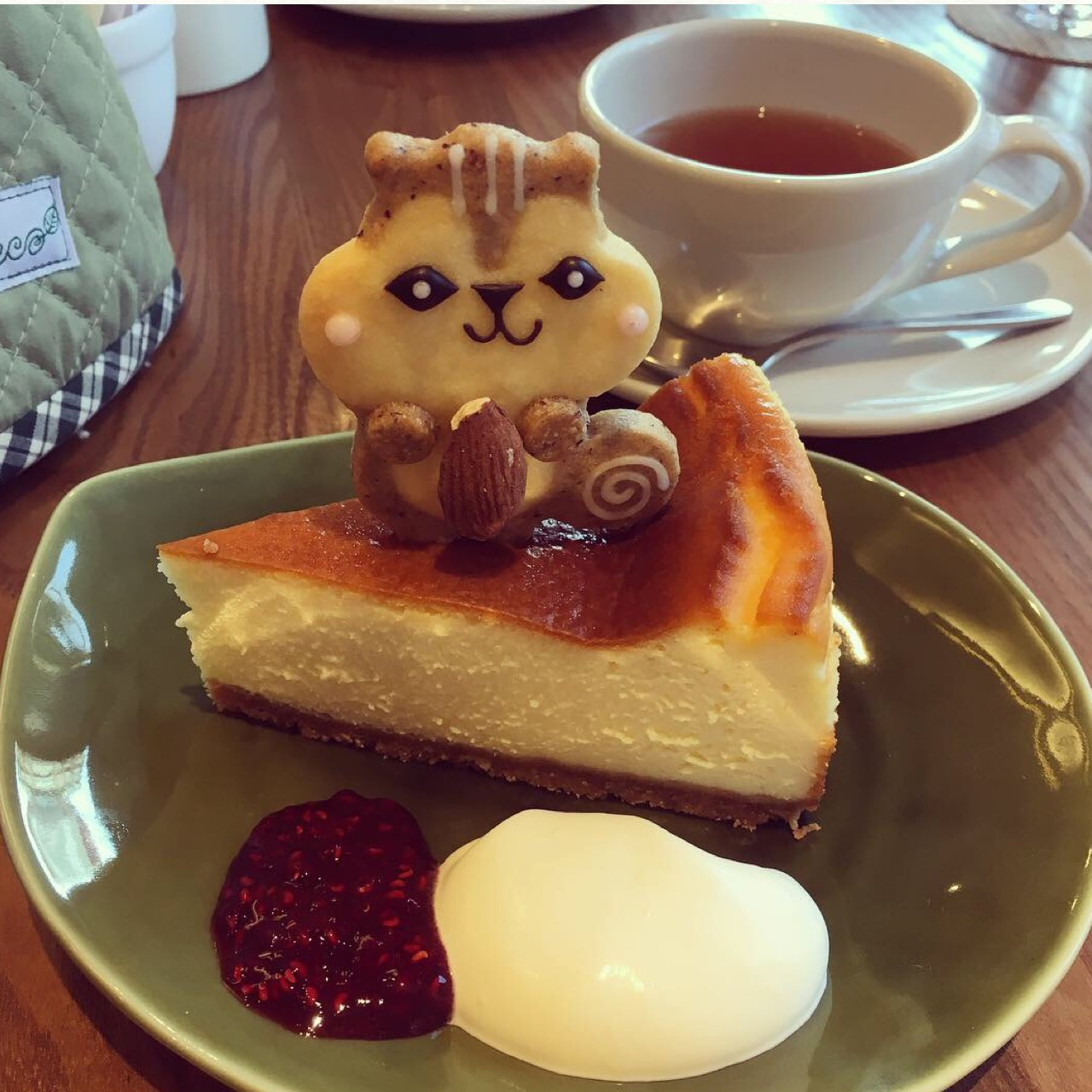 """へんてこかわいいどうぶつがおいしすぎる!""""henteco 森の洋菓子店""""に行ってきました♡_2"""
