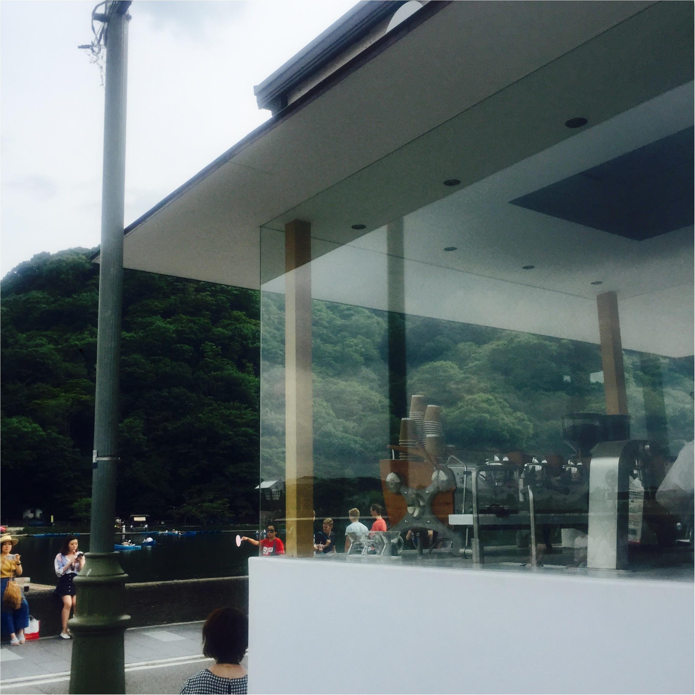 【京都・嵐山】今!話題沸騰のアラビカコーヒー♡渡月橋を眺めながら美味しいコーヒーを味わえます!_4