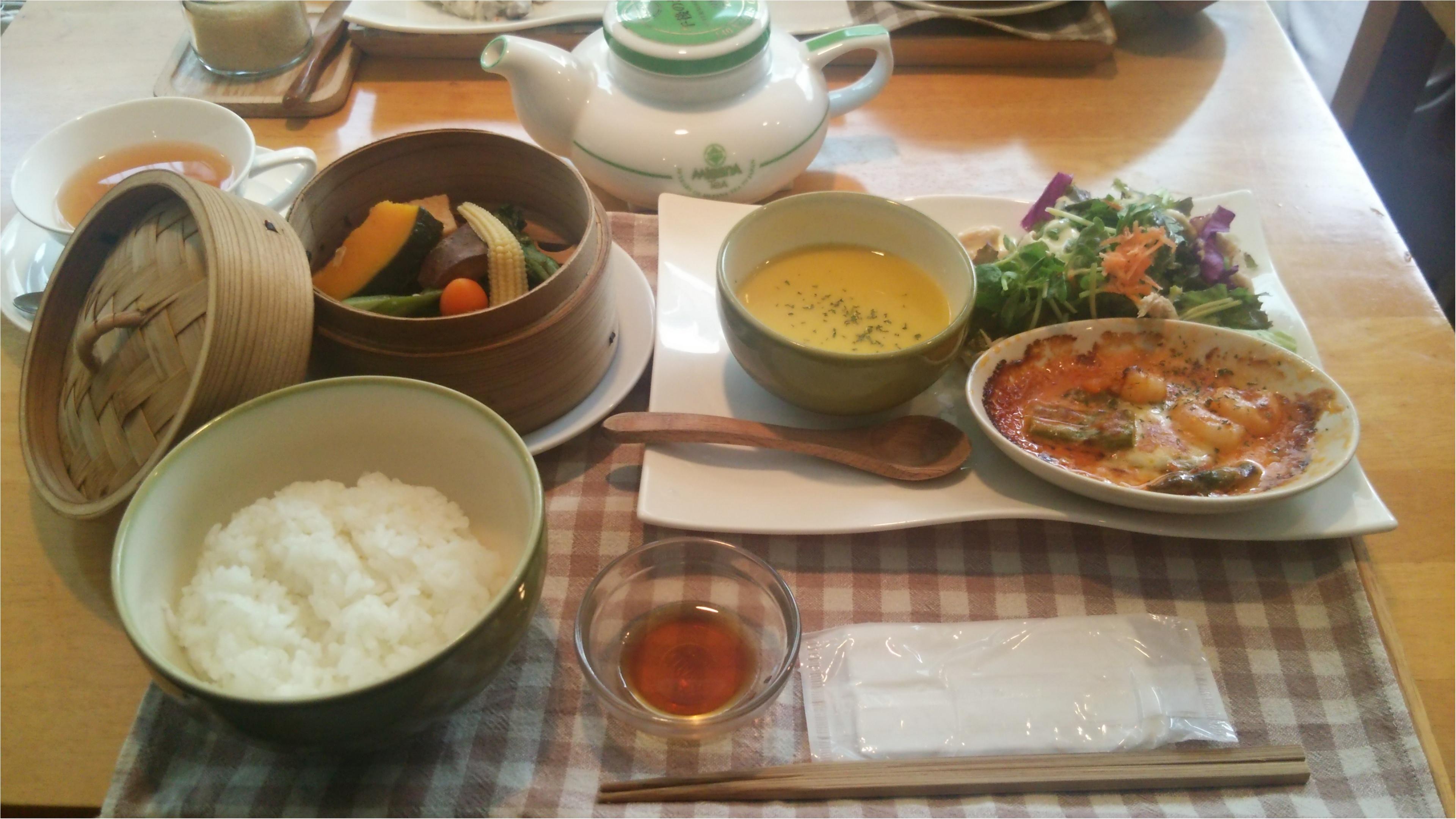 オシャレ紅茶カフェ_1