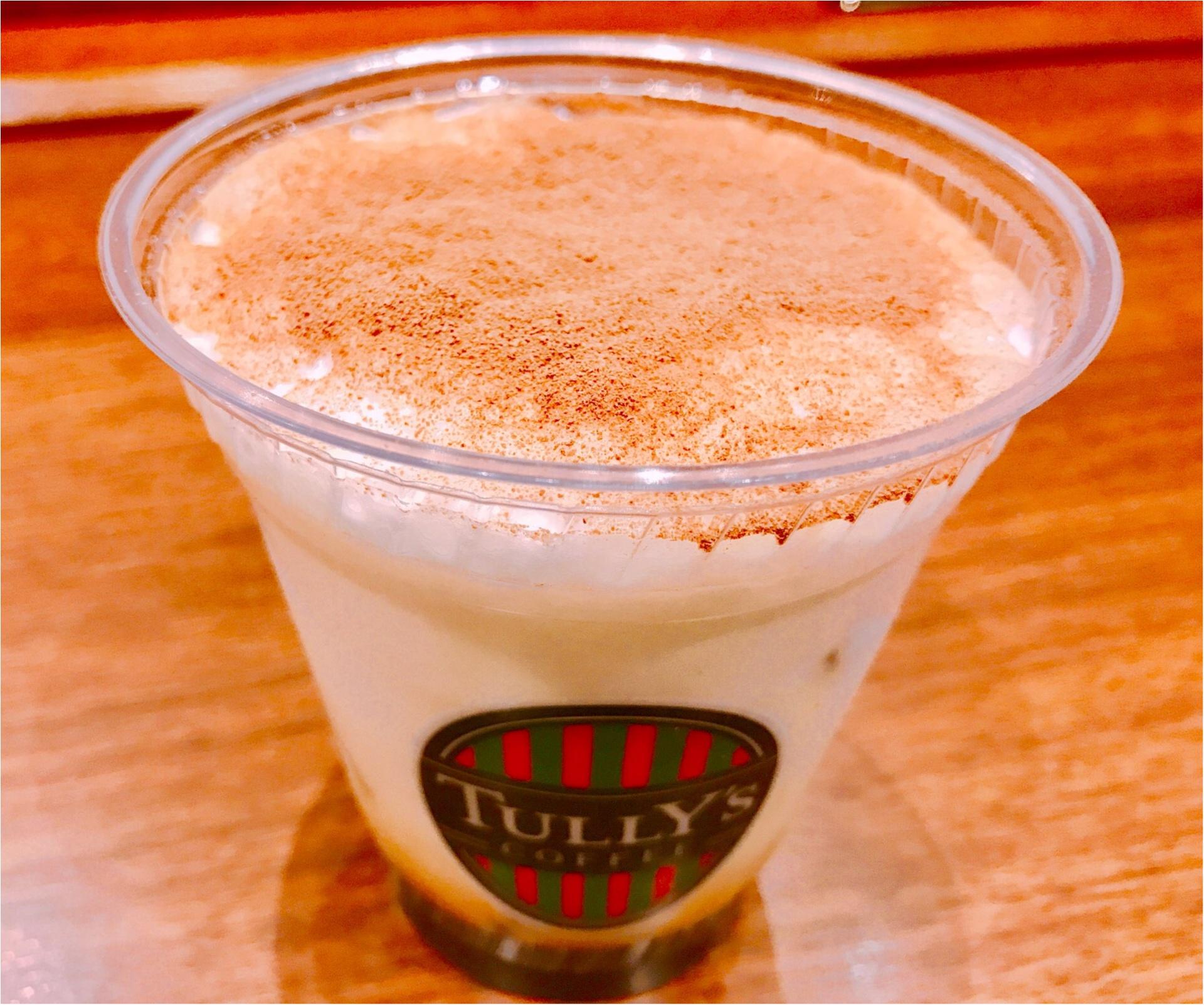 【タリーズ】見た目もティラミスそっくり!ふわっふわのミルクが絶妙❤︎スイーツ感覚で飲める《アイスティラミスカプチーノ》が新発売♡♡_2