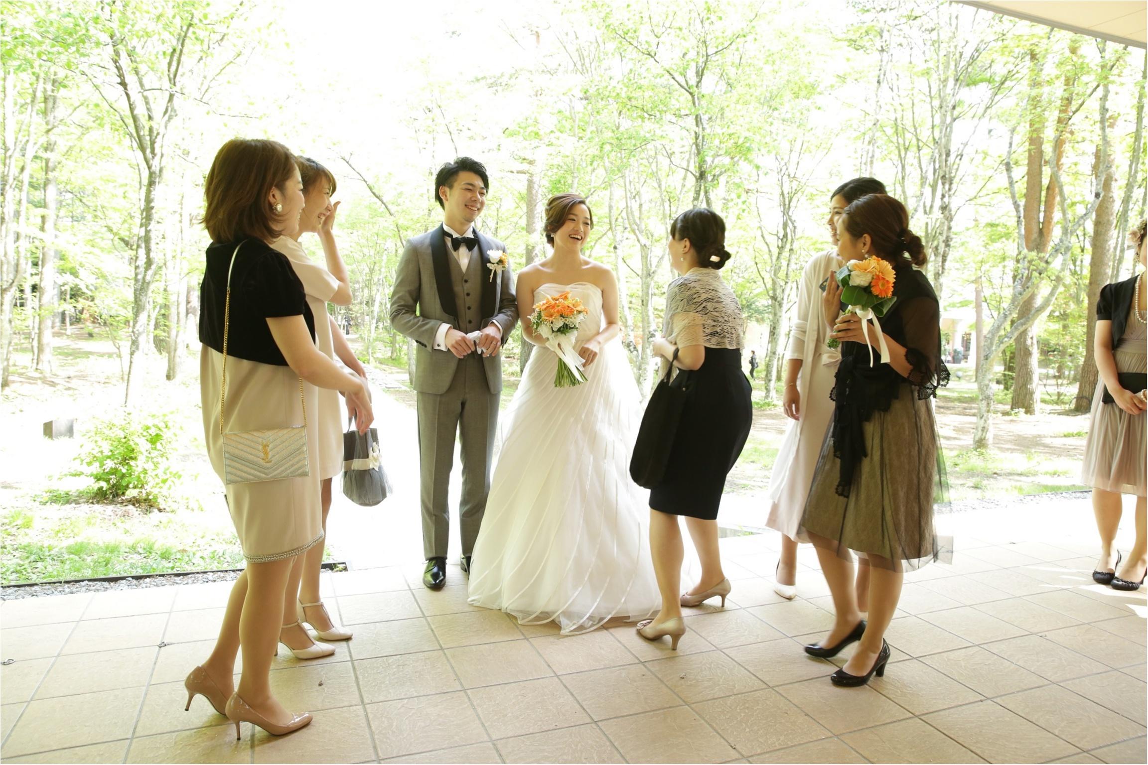 まるでCG!?なガーデンパーティ(軽井沢Weddingレポ③)_6