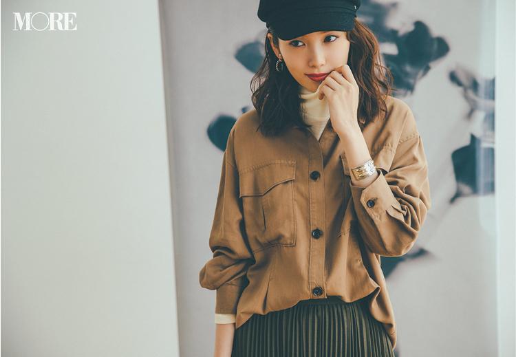 ジャケットコーデ特集《2019秋》- トレンドのブラウンやチェック柄など、20代におすすめのレディースコーデ_3