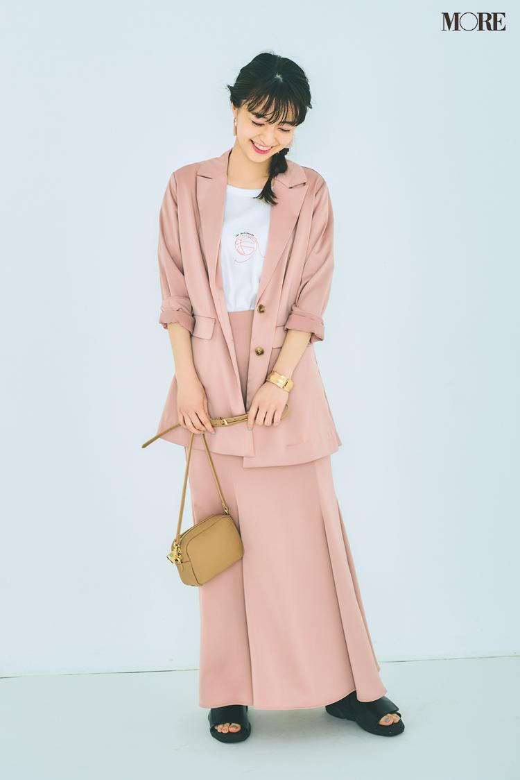 結果お得だから♡「ジャケット+スカート」のセットアップを春のほしい物候補筆頭に! 5タイプを厳選! PhotoGallery_1_1