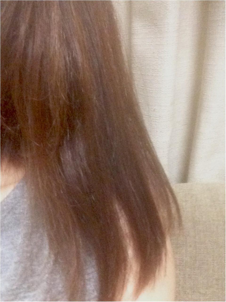 【奇跡】ヘアビューロンでパサパサ髪があら不思議!自宅で美容院帰りのヘアを再現!_7