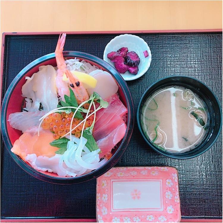 佐波川SAで海の幸を堪能♡_1