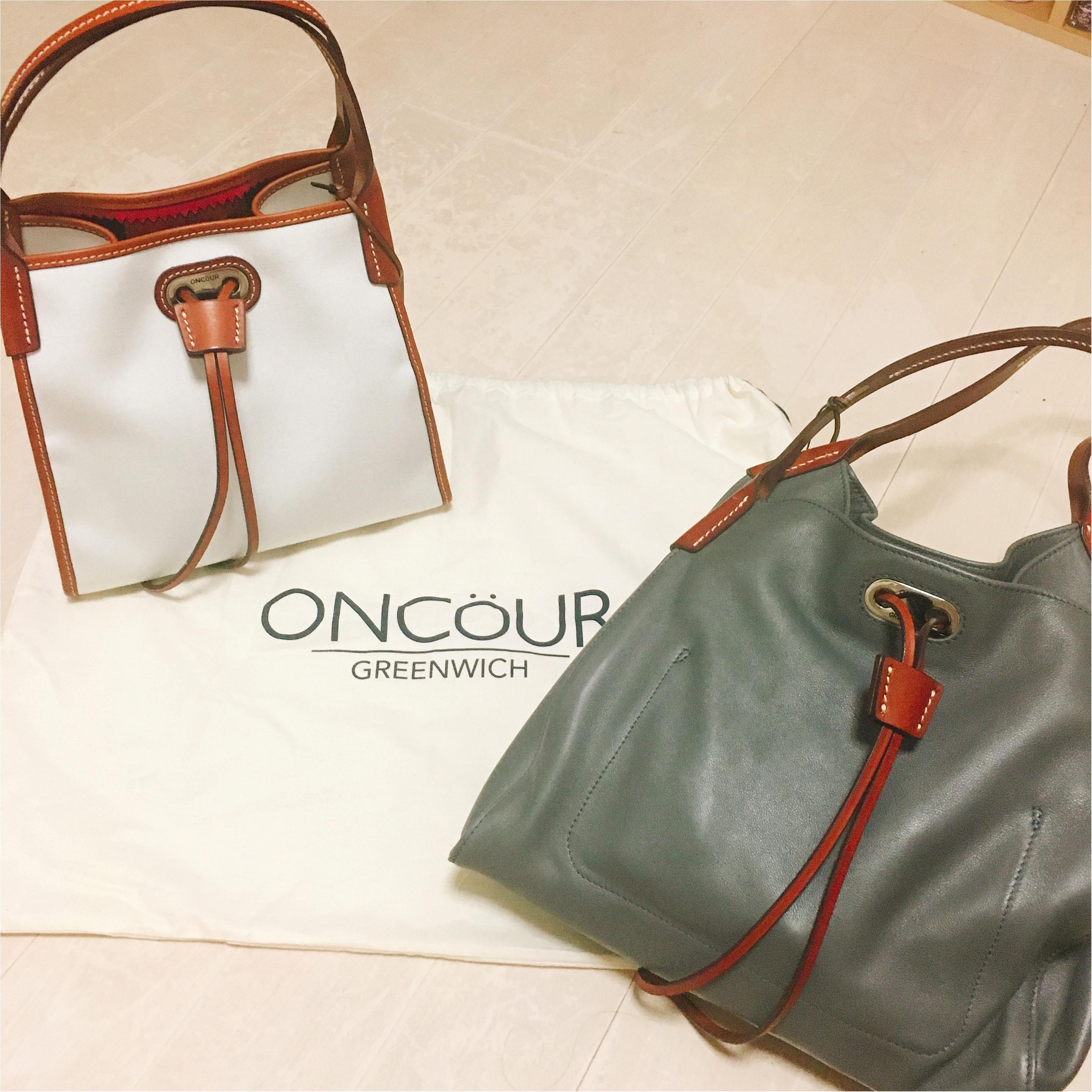 【ハワイ女子旅のお土産6】ハワイでしか手に入らない『Oncöur(オンコアー)』のレザーバッグ