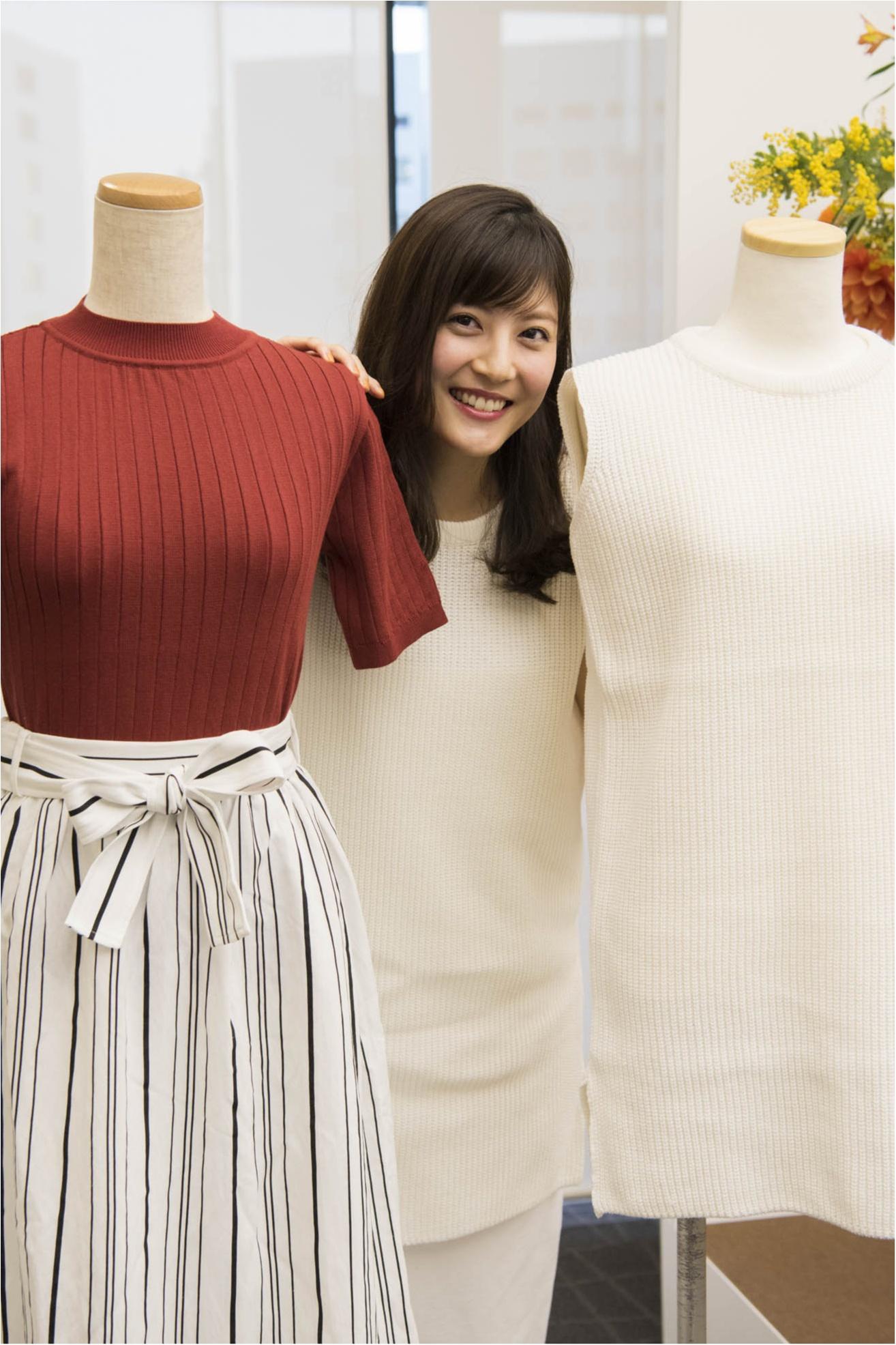 モデル佐藤ありさのこだわりがぎゅっ! 大人気ブランドの新作をイベントで発表しちゃいました☆_4