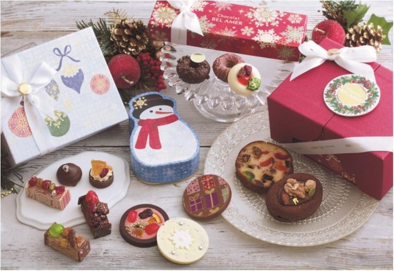 女子が絶対喜ぶチョコ『ショコラ ベル アメール』のクリスマスが、相変わらず可愛すぎる!!_1