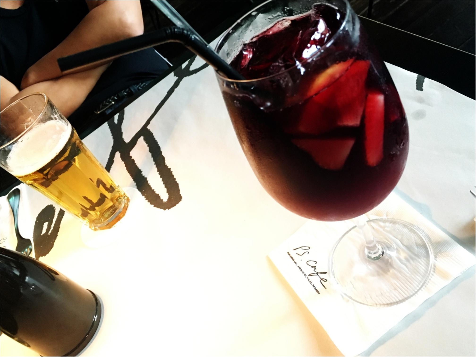 トリュフフレンチフライ発祥のカフェへ行ってみた♡_1