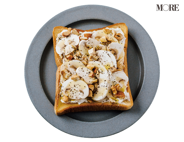 食パンのアレンジ5連発♡ 野菜メインのおいしい&おしゃれな簡単洋風レシピ【おかず食パン】_4
