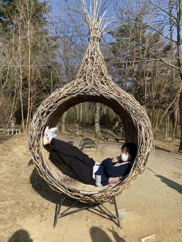 【那須満喫】まぐの女子旅『おしゃグランピング』☆透明なドームで非日常キャンプ☆_15