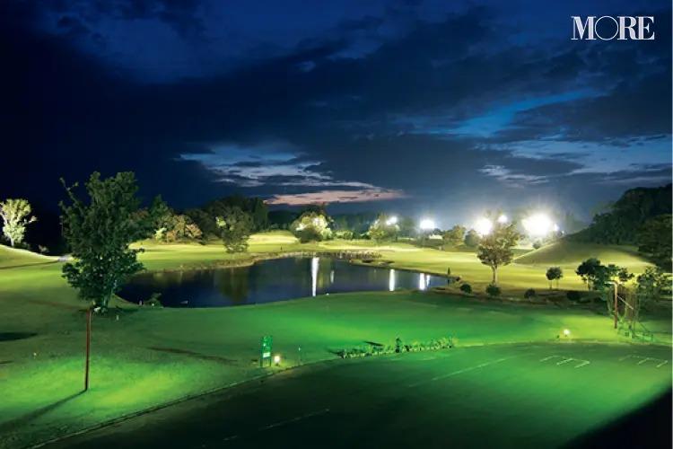 初心者におすすめのナイトゴルフができるムーンレイクゴルフクラブ茂原コース