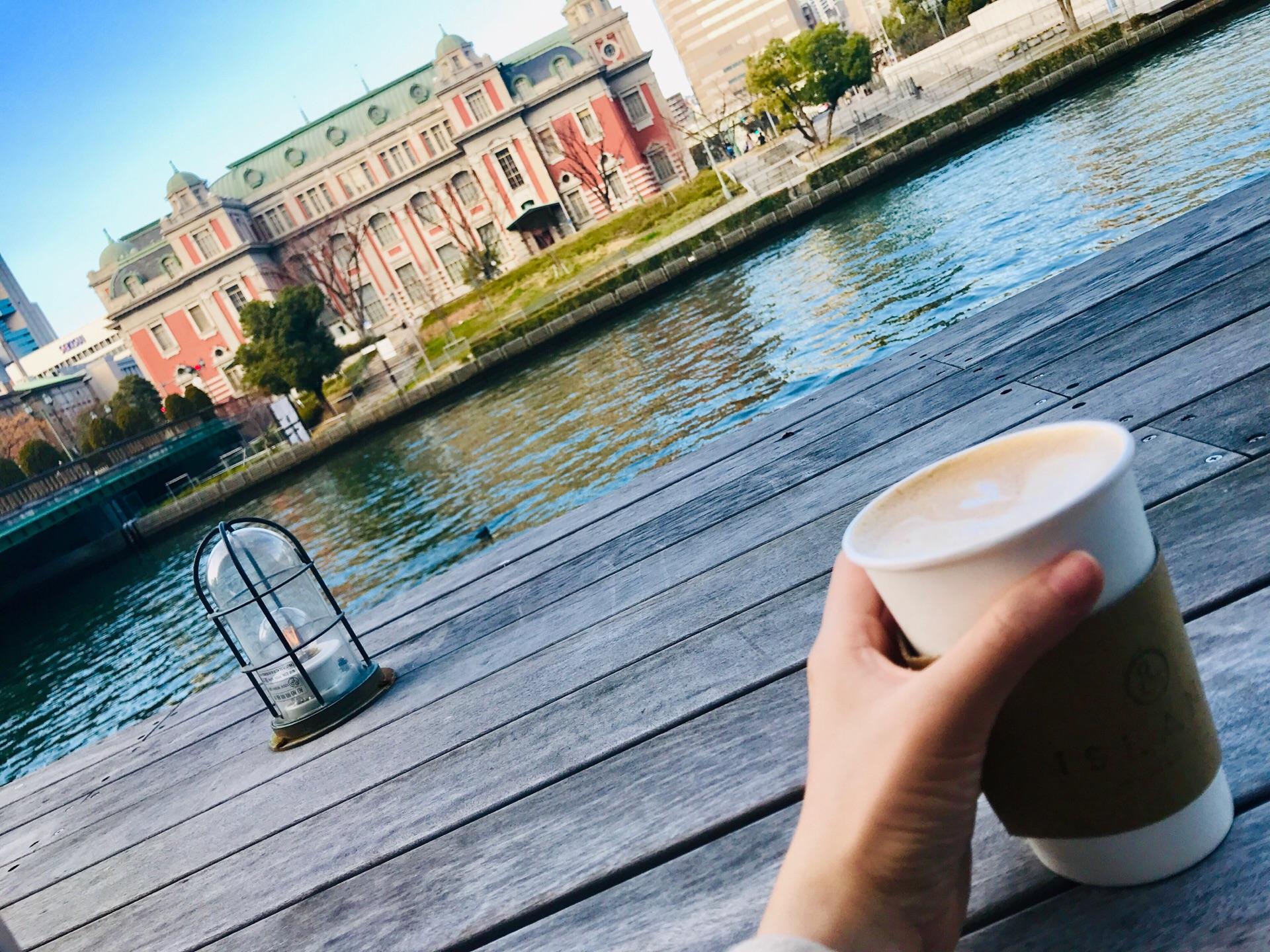 大阪・人気エリア「北浜」の注目カフェ❤︎川沿いでテラスからの眺めが最高なんです♡_4