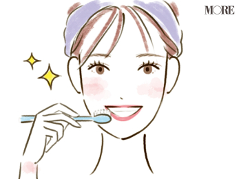【正しい歯の磨き方】フロスや歯間ブラシ、舌用ブラシの使い方や頻度は? ケアにかける時間の目安は?